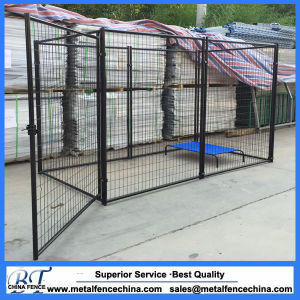 Hot DIP Galvanized Cheap Large Dog Kennel pictures & photos
