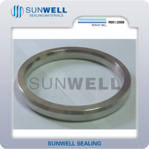 High Temperature Flat Octagonal Ring Joint Metal Gasket for Flange Pipe Sealing pictures & photos