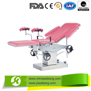 Modern Technology Manual Operating Table (CE/FDA/ISO) pictures & photos