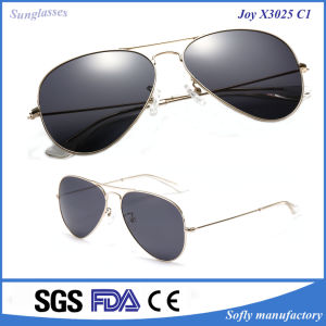 Personal Tailor Fashion Noble Metal Sunglasses pictures & photos