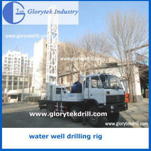 Water Well Drilling Rigs Truck Mounted Borehole pictures & photos