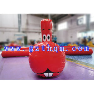 Inflatable Buoy for Adult Water Toy/Adult Inflatable Water Park Water Toy Game pictures & photos