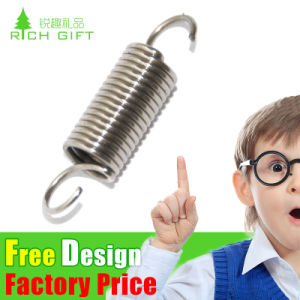 Stainless Steel Extension Spring for Bearing Tensile Force Tension pictures & photos