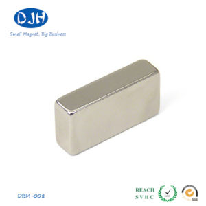 N52 Permanent Sintered Rare Earth Block Shape Neo Dymium Magnet pictures & photos