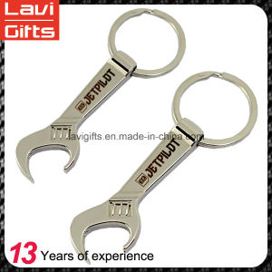 Promotion Custom Metal Keychain with Bottle Opener pictures & photos