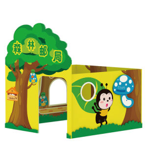 High Density Board Children Play House Toy pictures & photos