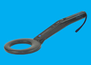 High Sensitivity Sound & Vibration Alarm 20kHz Handheld Metal Detector pictures & photos