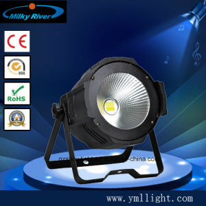 100W RGB or Pure White COB LED PAR Light pictures & photos