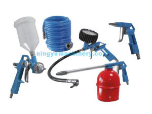 Air Tool Kits 5PCS K8/Air Spray Gun Set/Tire Inflating Gun Set pictures & photos