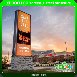 Outdoor Advertising LED Backlit Billboard Frame Signage pictures & photos
