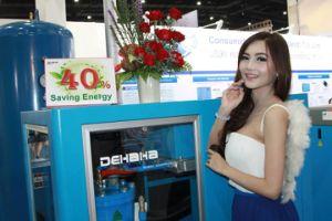 22kw 380V 220V 415V Belt Driven Screw Air Compressor pictures & photos