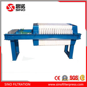 Small Size Filter Press Machine Manual Jack Filter Press pictures & photos