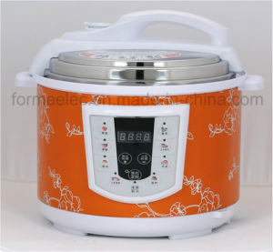 6 L Pressure Rice Cooker 1000W Electric Cooker pictures & photos