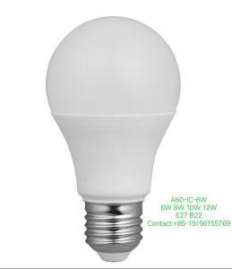 PF>0.5---LED Bulb A60 8W 680lm E27 AC175~265V pictures & photos