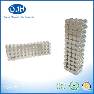 4.3*9mm Radial Toy Cylinder Magnetic Part 4000GS and 3800GS Magnets pictures & photos