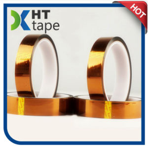 Silicone Polyimide Tape for High Temperature PCB Masking pictures & photos