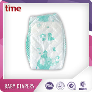 Custom Printed Diapers Disposable Baby Diapers with Your Brand Name pictures & photos