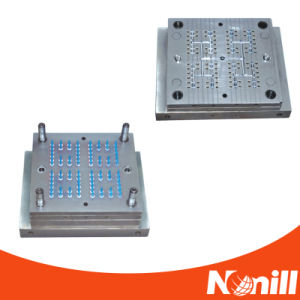High Precision Hot Runner Needle Hub Mold pictures & photos