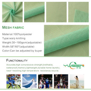 Mesh Fabric 14 pictures & photos