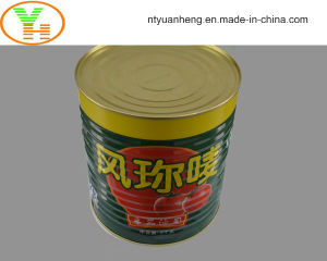 High Quality Manufacturer Canned Tomato Paste Canned Food pictures & photos