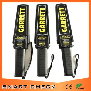 Super Scanner Metal Detector Industrial Metal Detectors Handheld Scanner pictures & photos