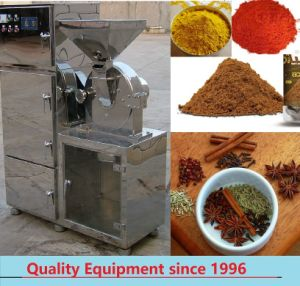 Indian Pepper Powder Spice Grinding Machine pictures & photos