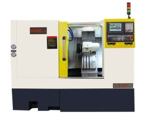 CNC Lathe Slant Bed, CNC Lathe Machine in CNC Machine Tools E35 pictures & photos