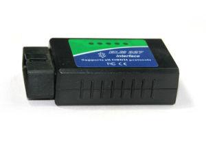 Elm 327 Bluetooth V2.1/V1.5 OBD2 Diagnostic Scanner pictures & photos