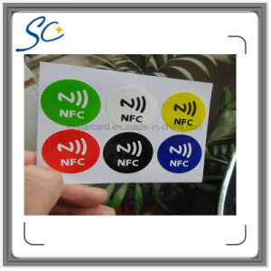 13.56MHz Label Printing Programmable RFID NFC Sticker/Tag