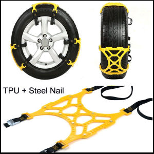 Car Accessories Shops Snow Tire Chains pictures & photos