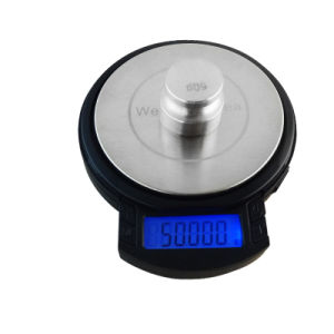 600g*0.05g&1200g*0.1g Digital Jewelry Mini Platform Kitchen Scale pictures & photos