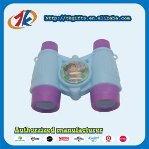 Wholesale Child Plastic Telescope Toy Binoculars Toy with High Quality pictures & photos