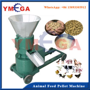 Multifunctional Chicken Duck Goose Bird Goat Cattle Rabbit Feed Crumble Machine pictures & photos