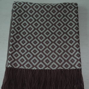 Softest Merino Wool Sofa Throw Blanket pictures & photos