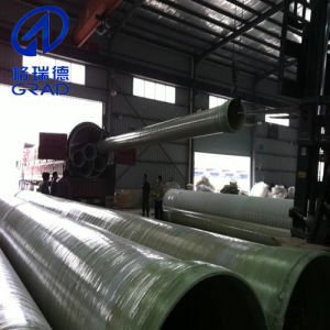 Glass Reinforced Polyester Pipes GRP Fiberglass Pipes for Sale
