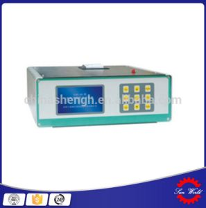 Laser Particle Counter (Y09-8B) for Lab pictures & photos
