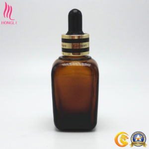 Wholesale Glass Essential Oil Bottle with Metal Crown Cap pictures & photos