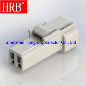 Waterproof IP67 Jwpf Wire to Wire Automotive Connector pictures & photos