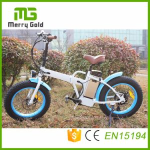 CNC Side Wall Rim Ebike 36V 250W Folding Electric Bike pictures & photos