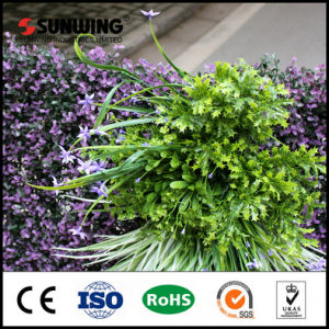 Artificial Vertical Garden Green Wall with UV Protection pictures & photos