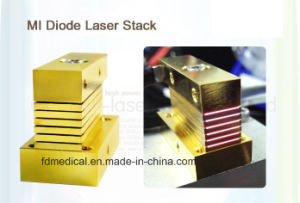 High Quality China Manufactured Cosmetics Hair Removal 808nm Wavelength Diode Laser Equipment pictures & photos