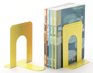 Colorful Desk Accessories/ Metal Mesh Stationery Bookends/ Office Desk Accessories pictures & photos
