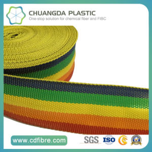 100% Fashion Polypropylene Woven Belt with High Quality pictures & photos