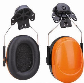 ABS Earmuff for Safety Helmet pictures & photos