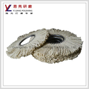 Rope Sisal Buffing Wheel for Stainless Steel Sanding pictures & photos