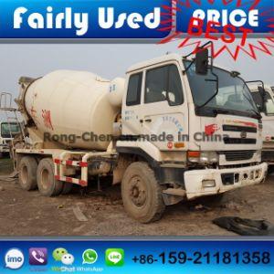 Second Hand Concrete Mixer Truck Nissan Ud