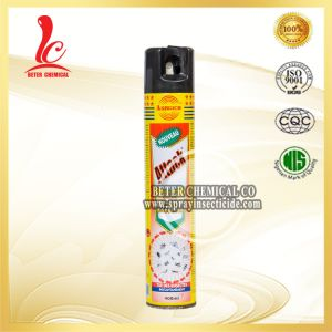Environment Friendly Perfumed Attack Multi Usage Strong Aerosol Insecticide pictures & photos