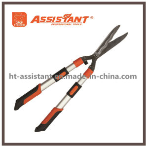 Pruning Secateurs Garden Shears Telescopic Aluminum Handle Hedge Shears pictures & photos