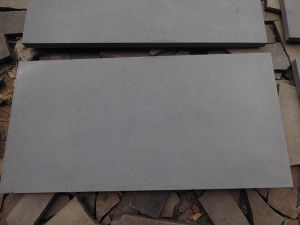 Nature Dark Grey Bluestone Paving Stone for Flooring pictures & photos