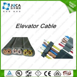Multicore Flexible PVC Insulation H07vvh6-F Elevator Evvf Flat Crane Cable pictures & photos